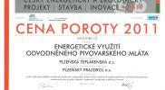 Český Energetický a Ekologický projekt 2011